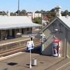 Carlton Railway Station
