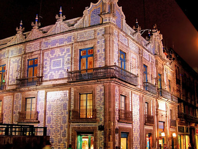 Casa de los azulejos mexico city m xico informaci n for Sanborns de azulejos