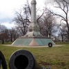 Confederate Mound Cannon