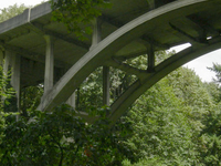 Cowen Park Bridge