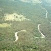 Cunningham Highway From Mount Mitchell