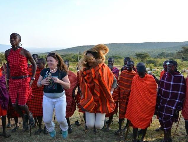 Maasai Mara And Lake Nakuru Safari Photos