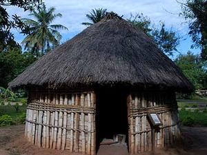 Aldeia Museu em Dar Es Salaam