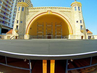 Daytona Beach Band Shell