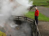 Deildartunguhver thermal spring