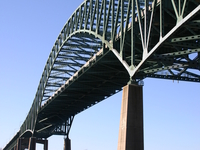Delaware River - Turnpike Toll Bridge