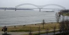 Desoto Bridge Memphis