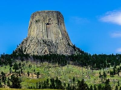 Devil's Tower WY Black Hills
