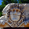Didyma Medusa Head - Didim - Turkey