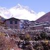 Dingboche With Lhotse Backdrop - Nepal Himalayas