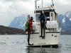 Diving Near Sisimiut