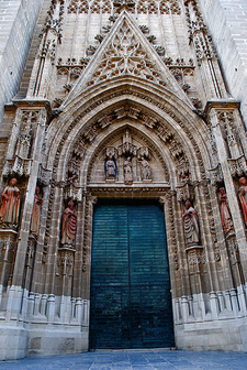 Door Of The Baptism