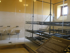 Dormitory Room For Detained Immigrants