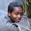 Dorze Woman In South Central Ethiopia