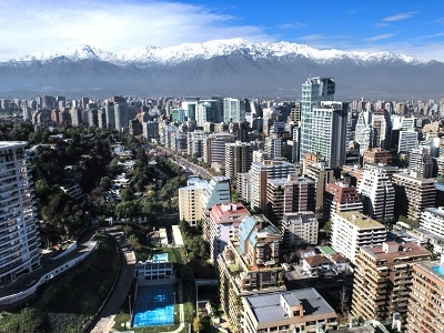 Downtown Santiago De Chile