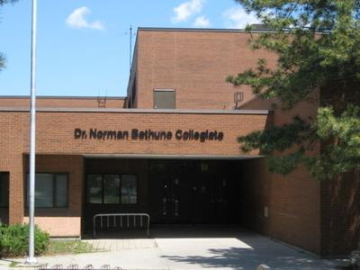 Dr  Norman  Bethune  Collegiate  Institute