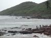 Anjuna Beach View