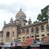 Stalls In Front Of Tibia College - Charminar