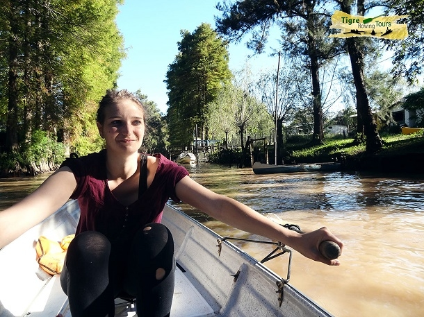 Sculling Tour + Lunch on An Island Photos