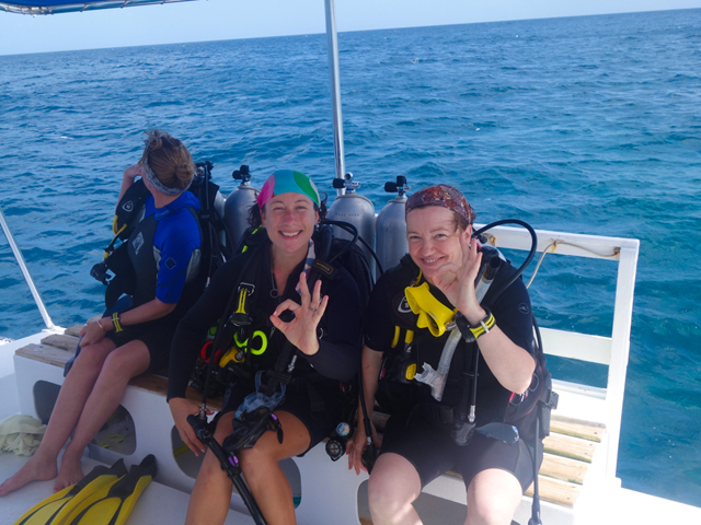 PADI Open Water Diver Course Photos