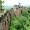 Gwalior Fort Boundary Walls