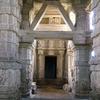 Inner Passage & Decorated Doorway