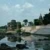 Betwa River At Orchha
