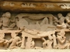 Lakshmi Temple Wall Decorations