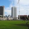 The Flagpole At Merdeka Square