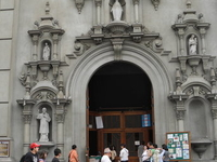 Church Of Miraflores
