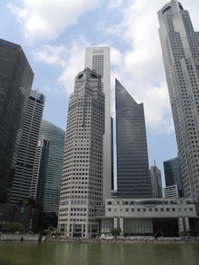 Downtown Core Skyscrapers