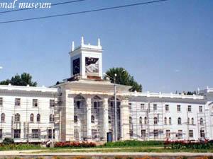 Museo Nacional de Tayikistán