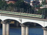 Dangsan Puente Ferroviario