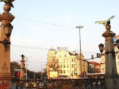 Eagle's Bridge In Sofia