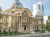 ECE Bank Building In Bucharest