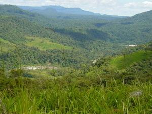 Sangay Parque Nacional