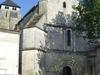 The Eglise Saint-Pallais On The Right Bank