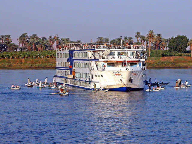 Egypt Nile Cruise Holiday Photos