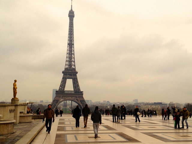 Paris Highlights Tour Photos