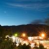 El Valle At Night
