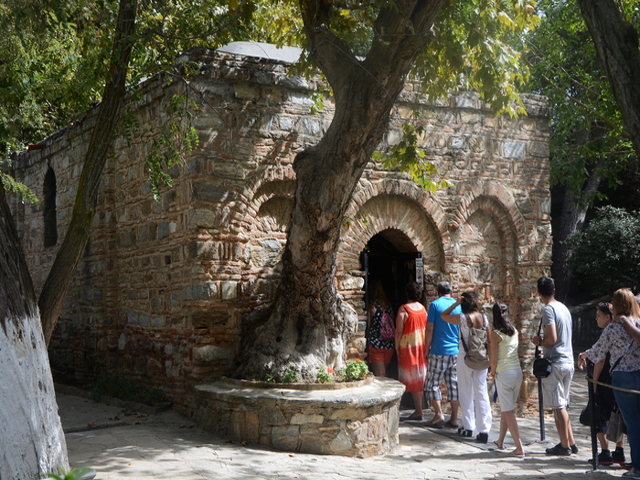 Ephesus, Terrace Houses & House of Virgin Mary Tour Photos