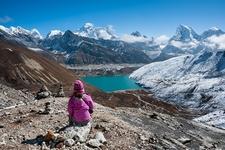 Everest Region In Nepal