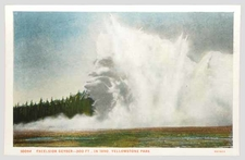 Excelsior Geyser - Yellowstone - Wyoming - USA