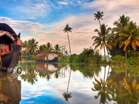 Exotic Kerala Package with Hoseboat - 7 Nights / 8 Days