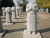 Stone Statues Of Foreign Ambassadors
