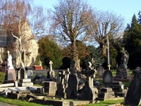 East Finchley Cementerio