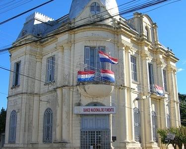 National Bank Public Works Pilar