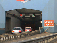 New Elbe Tunnel