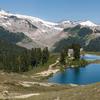Elfin Lakes From Paul Ridge