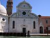 Façade Of San Michele All'Isola